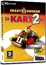 Crazy Chiken Kart 2