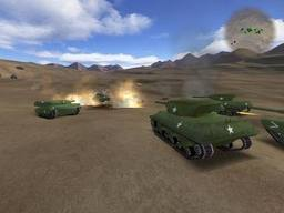 play Battle Tanks II