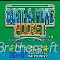 Bust-A-Move Pocket