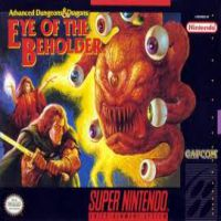 AD&D - Eye of the Beholder