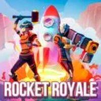 Rocket Royale Prueba Piloto.