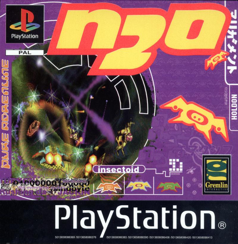N2O : Nitrous Oxide