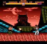 Street Fighter 3 NES