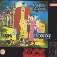 Addams Family - Pugsleys Scavenger Hunt