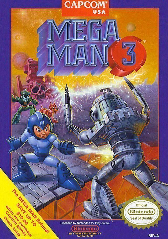 Mega Man 3 | Nes