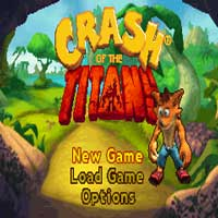 Crash of the Titans GBA