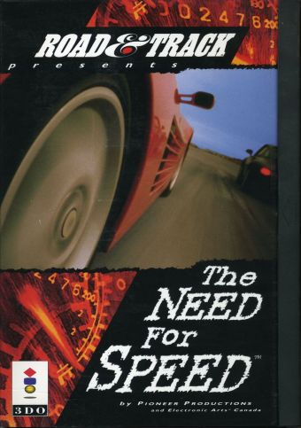 The original Need For Speed