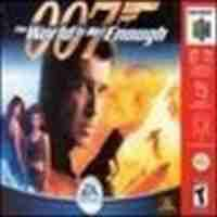 007 The World is Not Enough (N64)