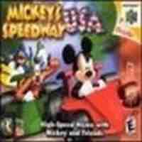 Mickeys Speedway USA (N64)