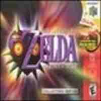 The Legend of Zelda: Majoras Mask (N64)