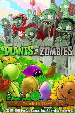 Juegos De Plants Vs Zombies | NDS