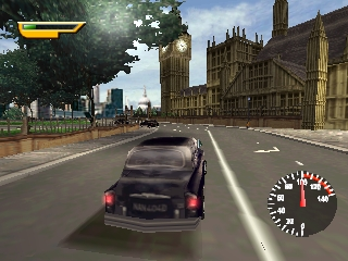 Playstation Juego - The Italian Job