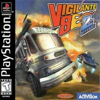 Vigilante 8 2nd Offense