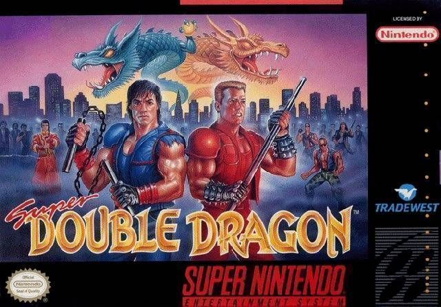 Super Double Dragon