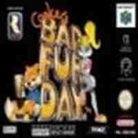 Conkers Bad Fur Day (N64)
