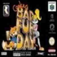 Conkers Bad Fur Day (N64)
