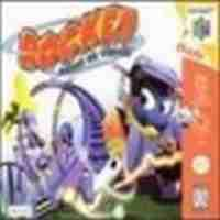 Rocket: Robot on Wheels (N64)