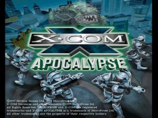 X-COM: Apocalypse (DOS)