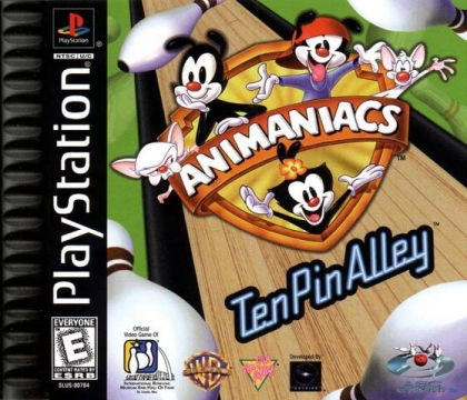 Animaniacs : Ten Pin Alley (Clone)