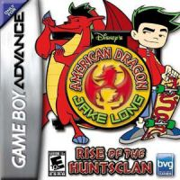 American Dragon Jake Long - Rise Of The Huntsclan