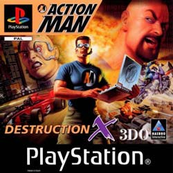Action Man: Destruction X