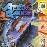 AeroGauge (N64)