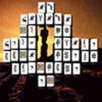 Ancient Figures Mahjong