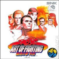 Art of Fighting 3 (NeoGeo)