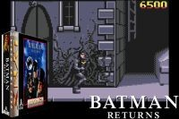Atari Lynx - Batman Returns