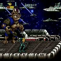 Battle Toads MAME