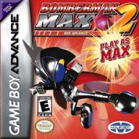 Bomber-Man Max 2 Red (GBA)