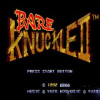 Bare Knuckle II (Japan)