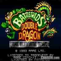 Battletoads & Double Dragon - The Ultimate