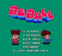 Be Ball (TurboGrafx-16)