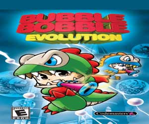 Bubble Bobble Evolution Free Online