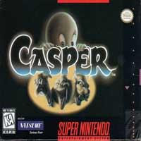 Casper Snes
