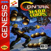 Contra Hard Corps (SG)