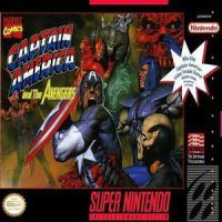 Captain America And The Avengers Snes