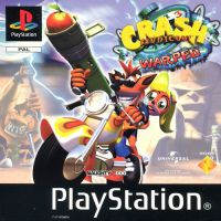 Crash Bandicoot 3: WARPED (PSX)