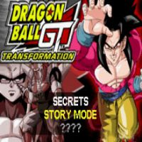 Dragon Ball GT Transformation