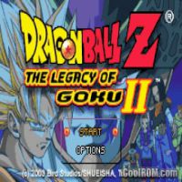 Dragon Ball Z -The Legacy of Goku 2