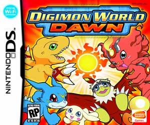 Digimon World Dawn NDS Free Online