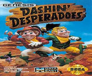 Dashin' Desperadoes Free Online