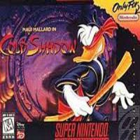 Donald Duck - Maui Mallard in Cold Shadow