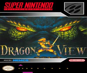 Dragon View Snes