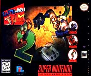 Earthworm Jim 2 Snes Online