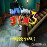 Earthworm Jim 3D (N64)