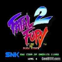 Fatal Fury 2 Neo-Geo