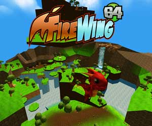 Play Firewing 64 Free Online