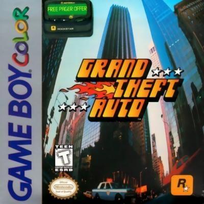 Grand Theft Auto gbc